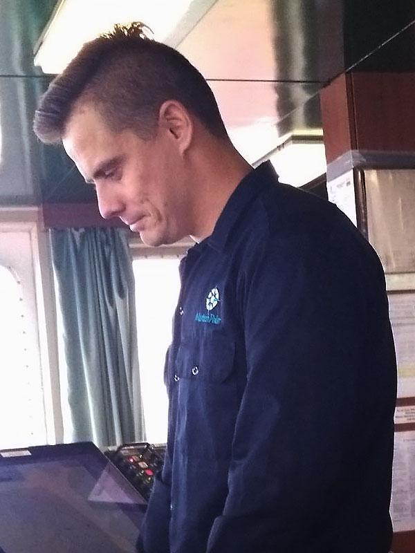 Captain Kai Ukkonen