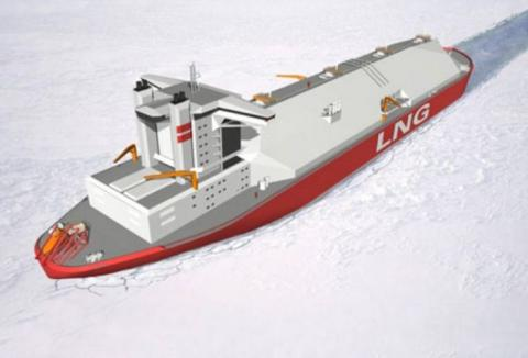 Demand for Ice Navigators will increase as Yamal Arctic LNG exports go online