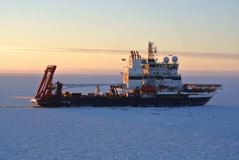 RV Mirai Arctic Mission 2014 Post #9 – Protecting the Fragile Arctic Environment