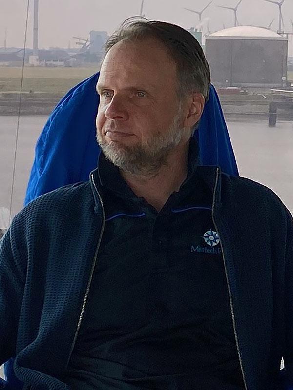 Captain Matti Westerlund